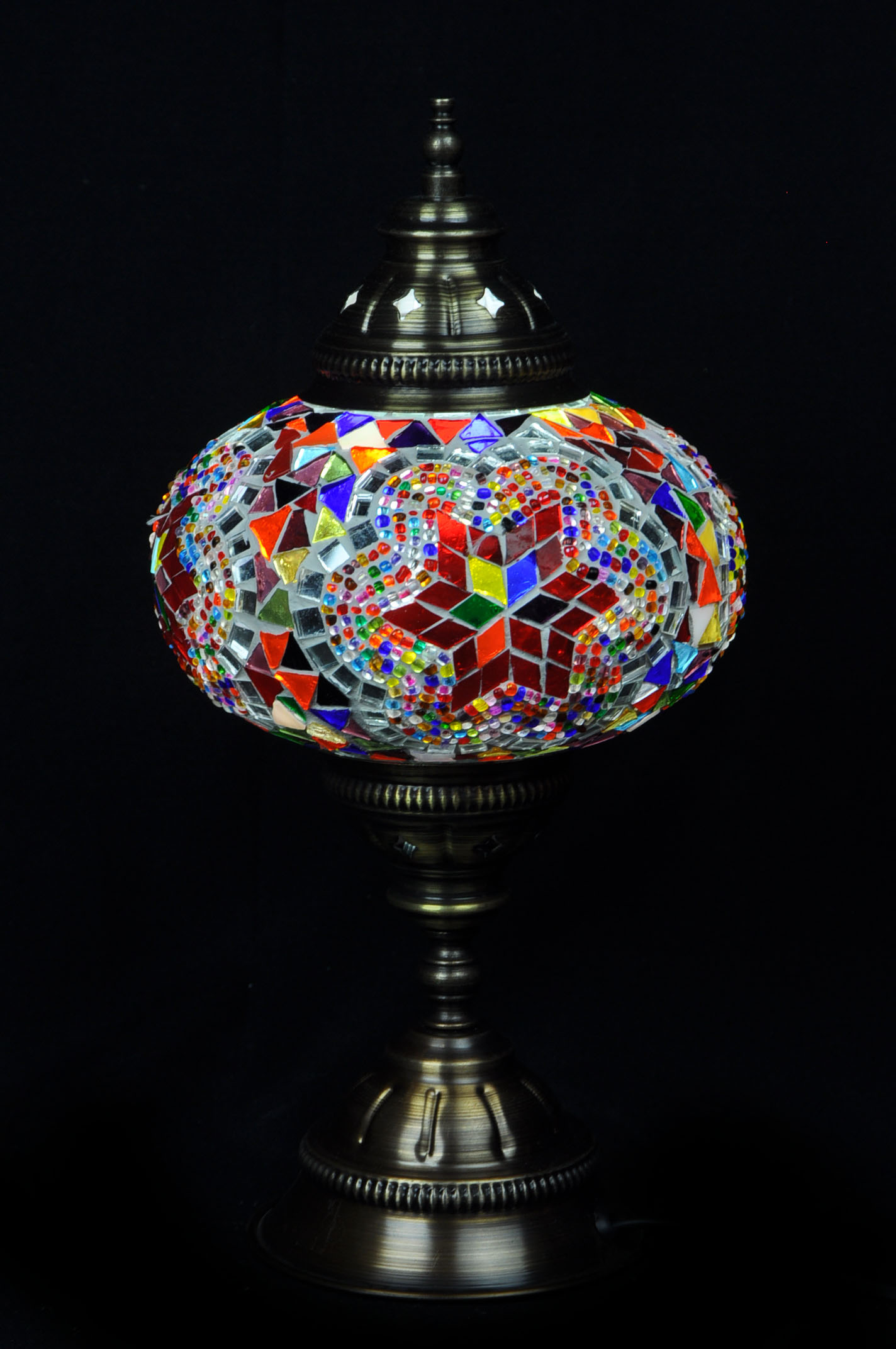MOSAIC TABLE LAMP LARGE