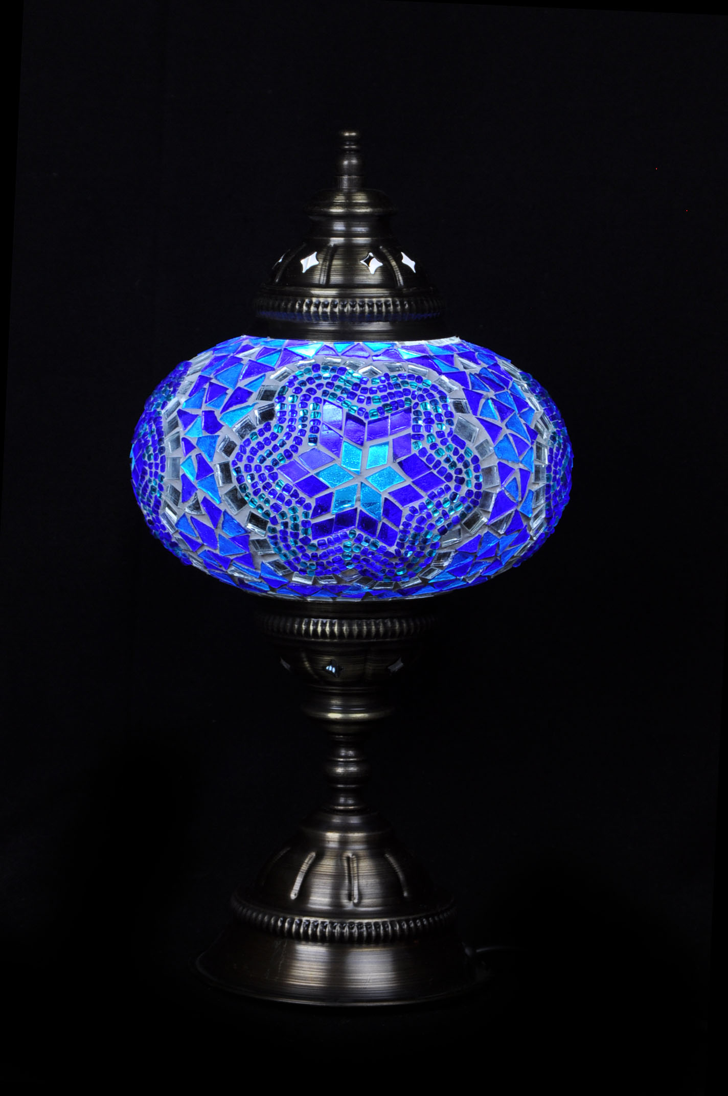 MOSAIC TABLE LAMP LARGE